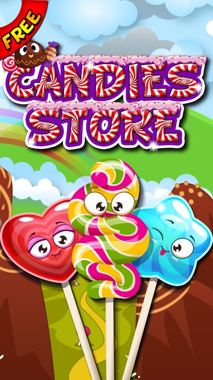 Candy Maker-free hot sweet food fun Cooking game for kids,girls & teens & family screenshot-4