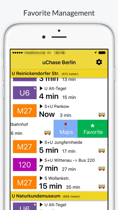 uChase Berlin Premium screenshot two