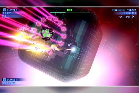 Geometry Wars 3: Dimensions Evolved screenshot 2