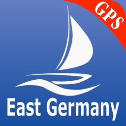 Germany East GPS Nautical charts