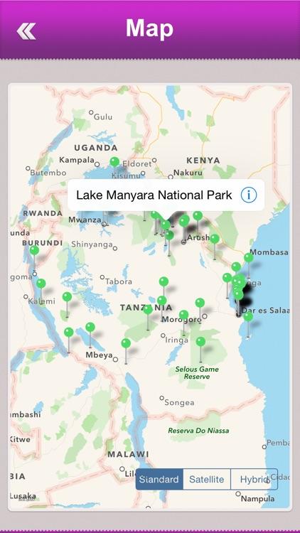 Tanzania Tourist Guide screenshot-3