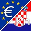 Kuna Euro valuta-omzetter
