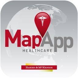 Baker & McKenzie Global Healthcare MapApp