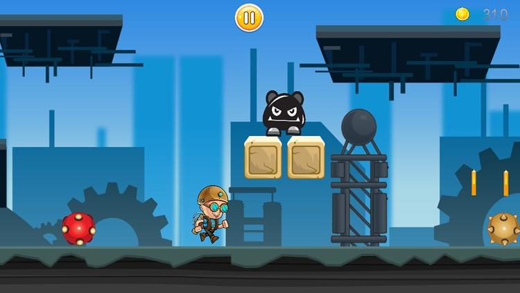 Super Pirate Adventure World screenshot-3