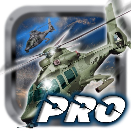 Air Gunship Pro - Combat Flight Helicopter Race