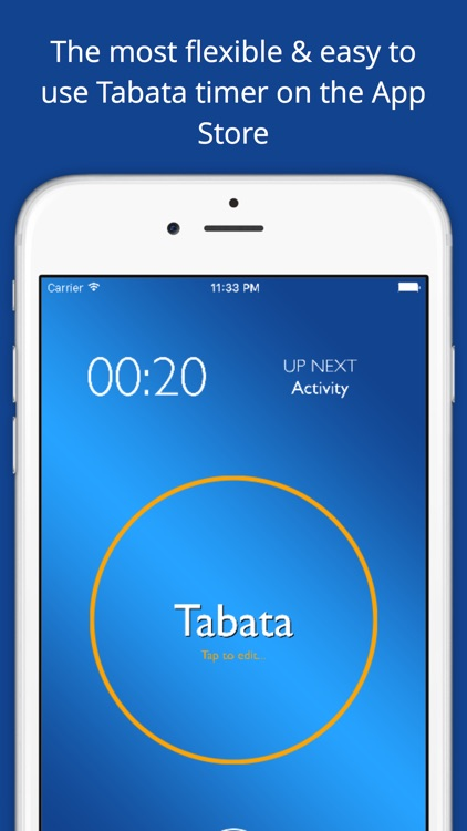 Totally Tabata Timer Pro - 4 Minute Tabata Workout & HIIT Interval Training