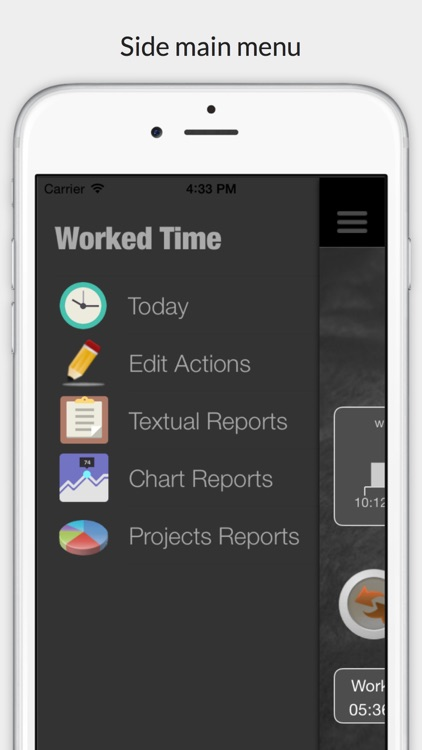 Worked Time screenshot-4