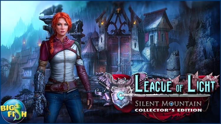 League of Light: Silent Mountain - A Hidden Object Mystery (Full) screenshot-4