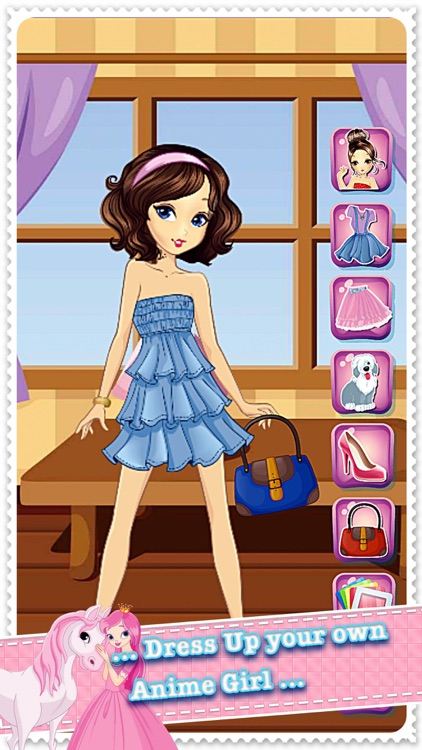 Dress Up Make Over Star Girls Beauty - makeups model fashion style games