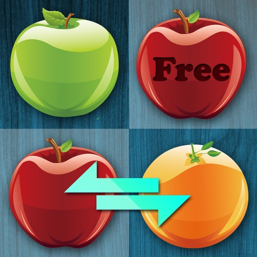 Swop Fruits HD Lite