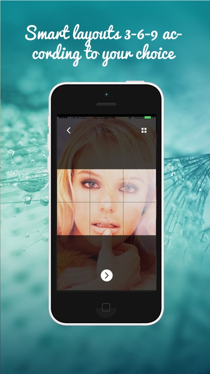 IGGrids –  Crop Your Photos In Banners / Tiles For Instagram Profile View screenshot-3