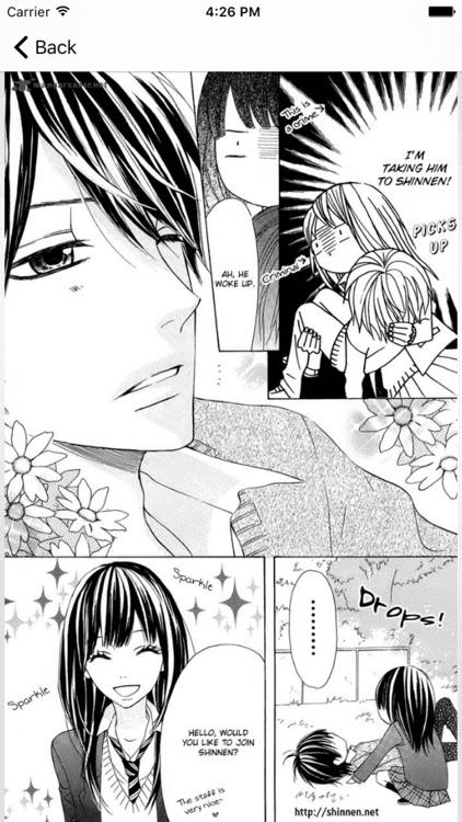 100% Authentic Manga ~ The Best Way To Enjoy And Read Manga screenshot-3