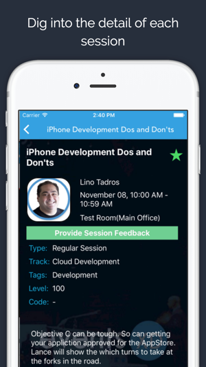ts aplikacija za iphone