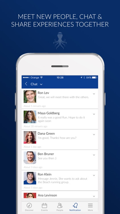 Activo - Find partners. Get active. Stay active. screenshot-4