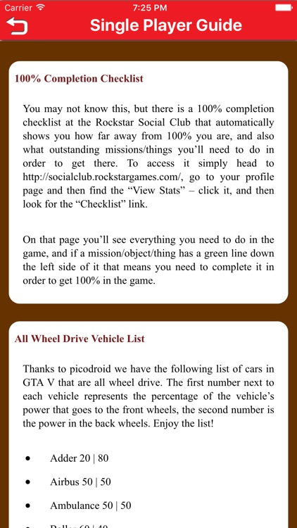 Gamers Guide for GTA V - Tips - Tricks - Wiki screenshot-4