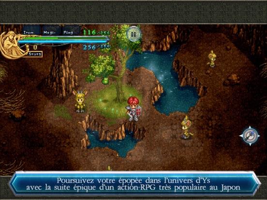 Screenshot #5 pour Ys Chronicles II