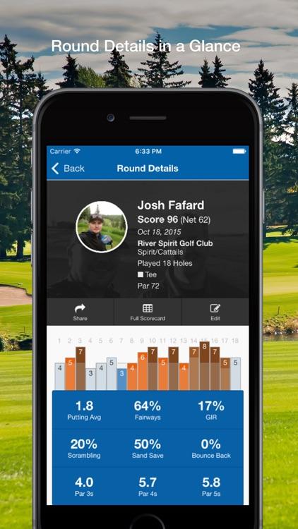Offcourse Golf screenshot-3