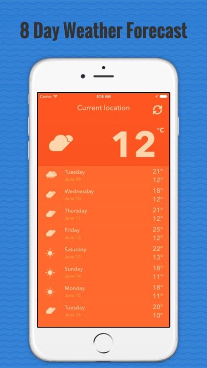 Sunny Day Forecast