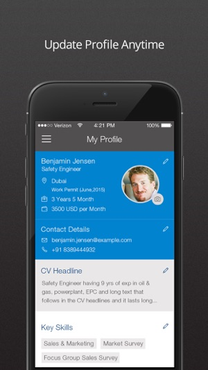 Naukrigulf Job Search App on the App Store