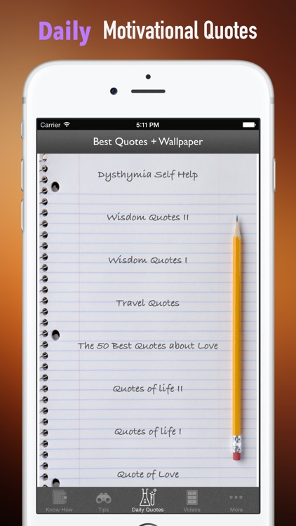 Dysthymia Self Help: Guide Tutorial with Daily Support screenshot-4