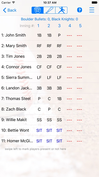 Baseball Softball Pocket Coach screenshot-4