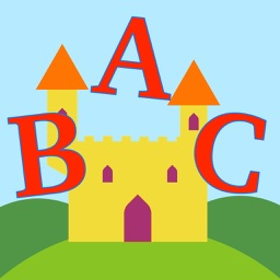 Magic Castle ABC -- The fun way for preschoolers to learn their letters