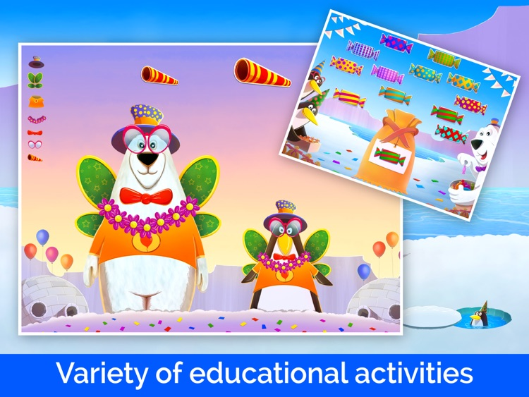 Learning games for kids toddlers girls boys free
