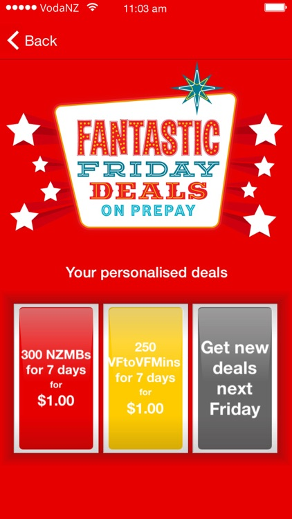 My Vodafone New Zealand screenshot-3