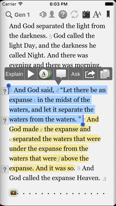 Bible From Ebiblecom With Niv Nkjv Kjv Esv Nlt Amplified Message Chinese Spanish review screenshots