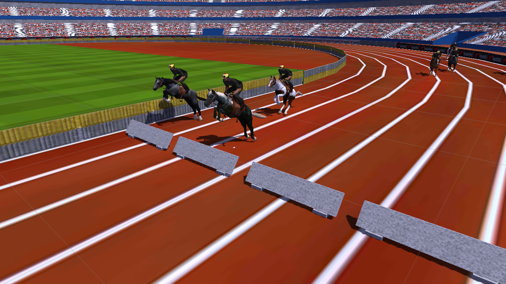Horse Racing 3D 2015 Free screenshot 9