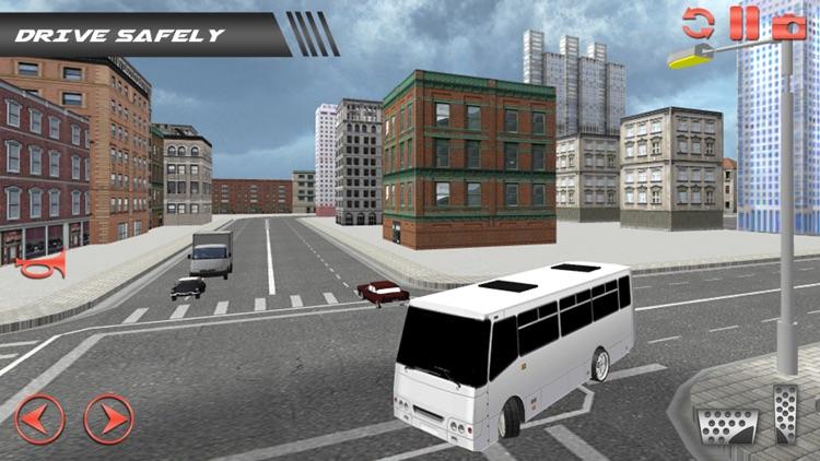 City Tourist Bus Driving 2016 screenshot-3