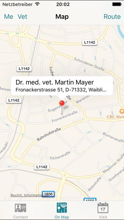 Dr. med. vet. Martin Mayer - Veterinarian, vet for small animals
