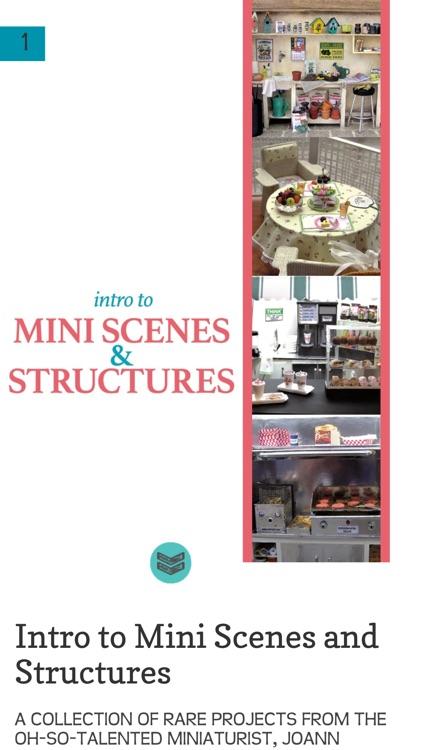Mini Scenes & Structures
