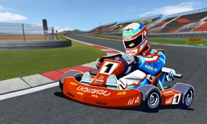 Go Kart Racing 3D for TV