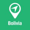 BigGuide Bolivia Map + Ultimate Tourist Guide and Offline Voice Navigator