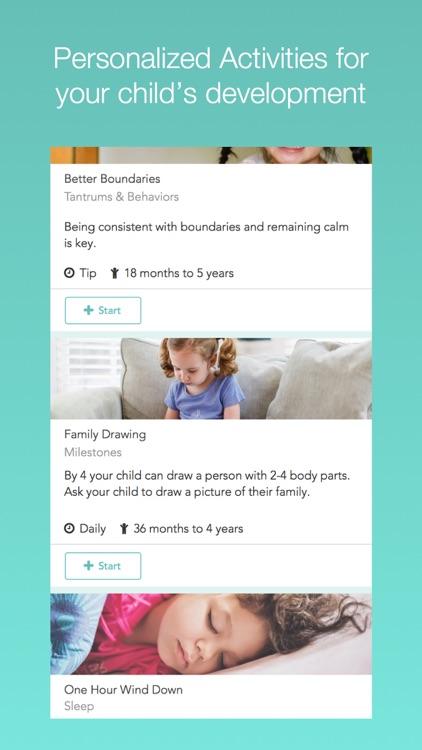 Cognoa: Child Development and Behavior Screening