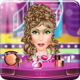 Fashion Makeup Salon - beautiful celebrity games