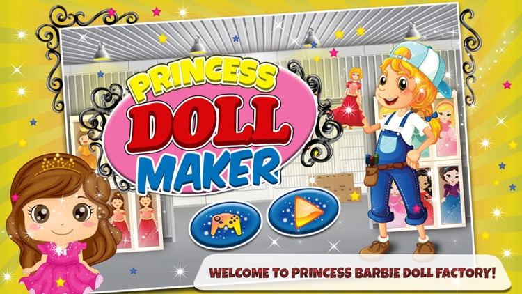 welcome to the game doll maker
