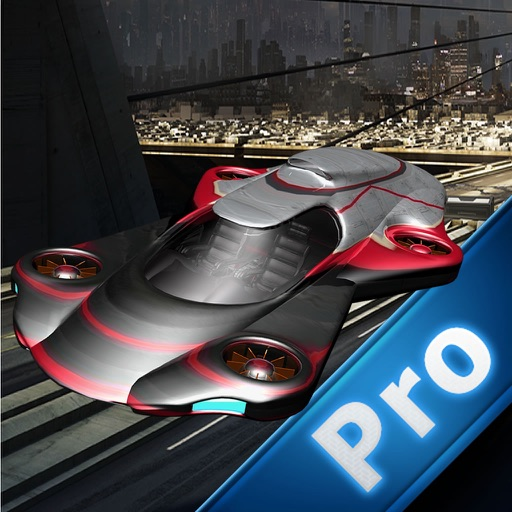 3D Fly Racing Hero - Endless Arcade Race PRO icon