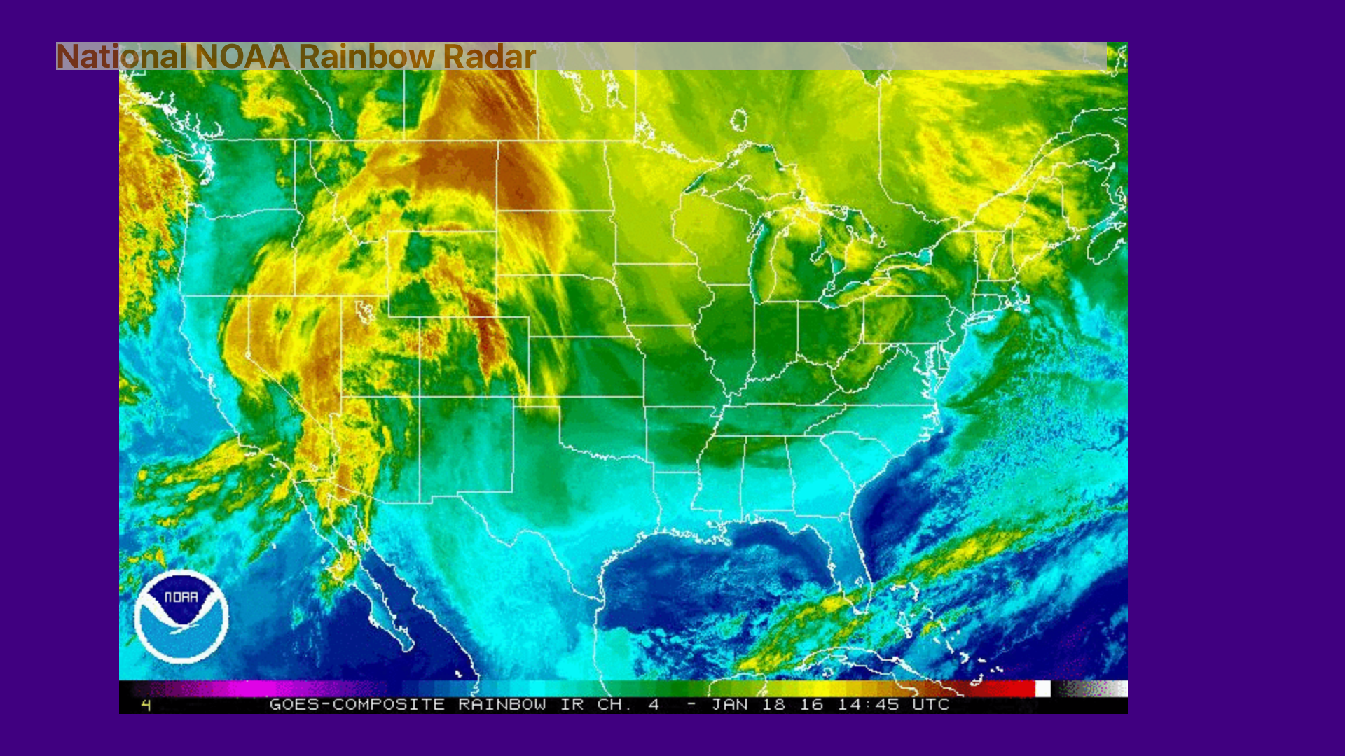 US NOAA Radars 3D Pro screenshot 16