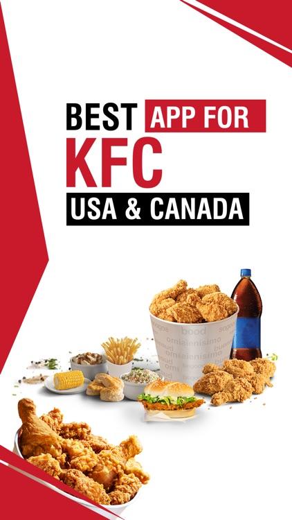 Best App for KFC USA & Canada