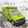 スノーレスキュー911 - 緊急救急車運転シミュレータ