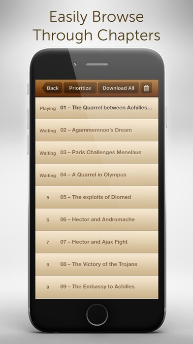Audiobooks - 2,947 Classics For Free. The Ultimate Audiobook Library Скриншоты7