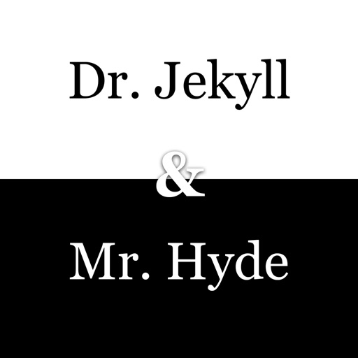 Dr. Jekyll & Mr Hyde