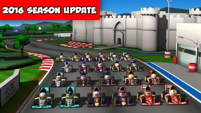 Screenshot of MiniDrivers - The game of mini racing cars1