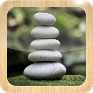 Zen Stone Stack - How high can you reach? - Relaxing and fun stone tower castle stacking game