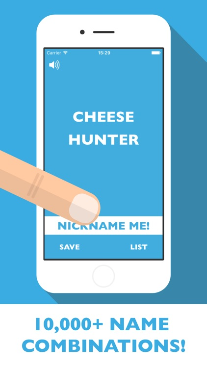 Nickname Me - Random Name Generator for Gamertags and Usernames by Chris  Rose