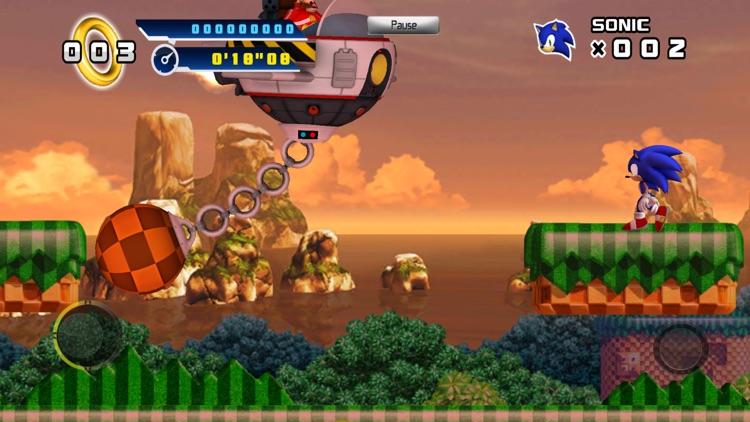 Sonic The Hedgehog 4™ Episode I (Asia) screenshot-4