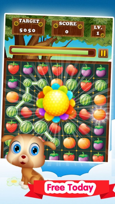 Juice Fruit Pop Blast screenshot two