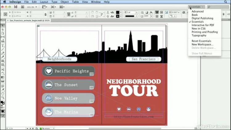 Master Class Adobe InDesign Edition screenshot-4